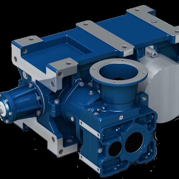Коническо-цилиндрические редукторы для элеваторов RXO-O 800