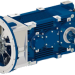 Коническо-цилиндрические редукторы для горнообогатительной отрасли серии RXM